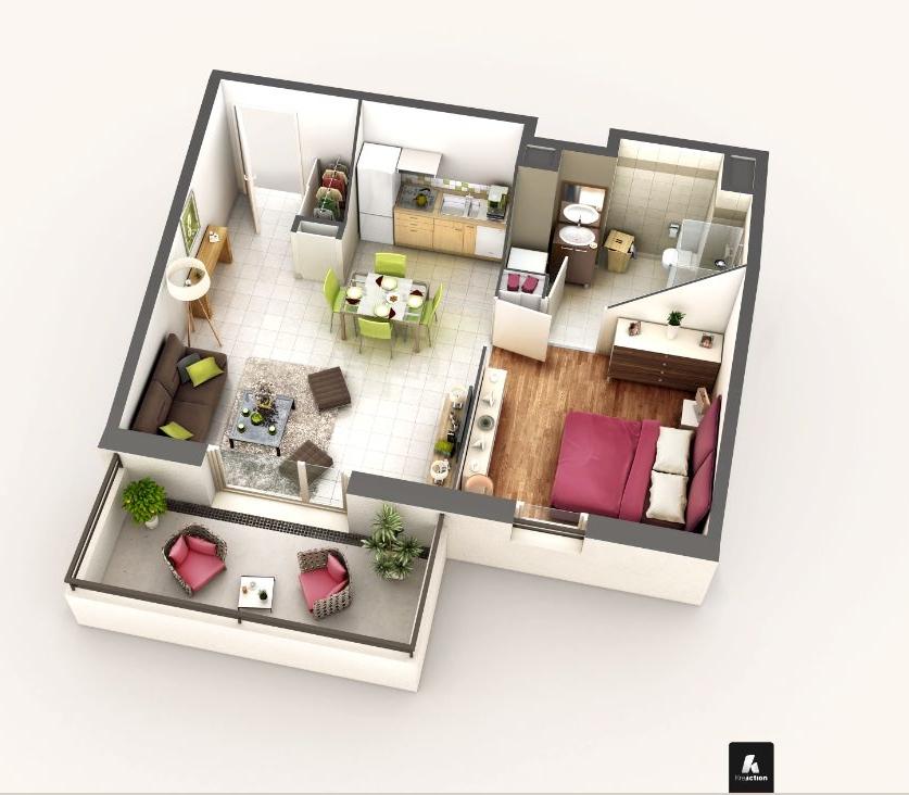 casa nuova 3d 1