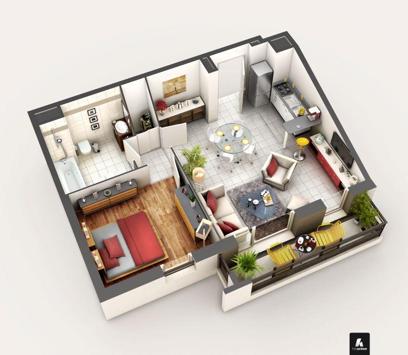 casa nuova 3d 2